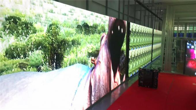 Indoor Concert LED Screen Rental Advertising And Stage Performence 500mm X 1000mm