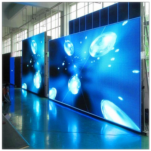 Outdoor Digital LED Display Advertising Billboard RGB Full Color With 6mm Pixel Pitch