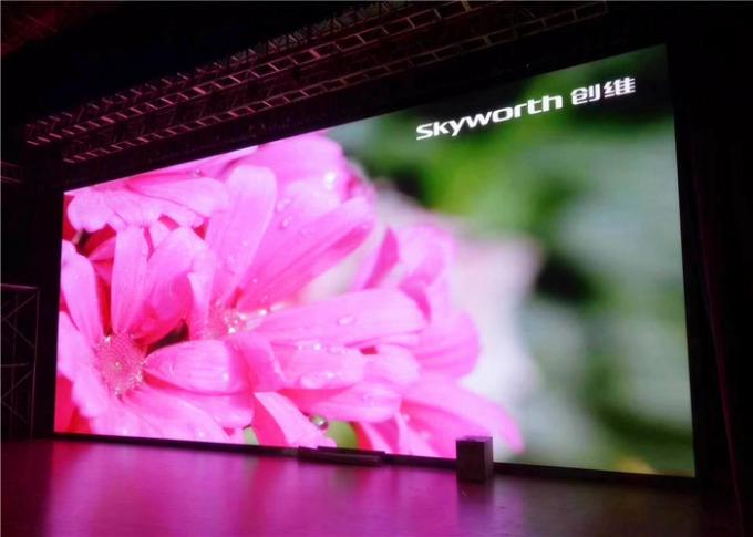 4m x 3m Outside Sport LED Display , IP65 Moving Message Text Full HD TV LED