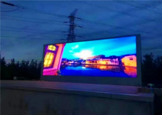 Computer Control Cube LED Display Board , 3D LED Display Screen For Museum / Shopping Mall