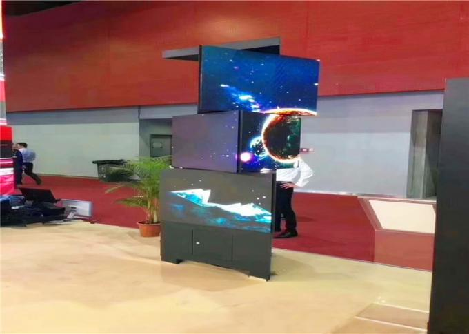 Super Thin Portable SMD 3528 Rent Led Screen Display P5 Indoor RGB LED Video Screen
