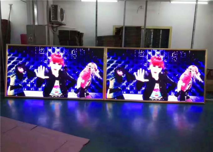 High Brightness P3 Stage LED Screens With 576*576mm Die - Casting Aluminum