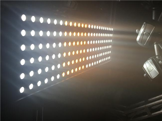 Light Weight LED Par Stage Lights 36*3W Cree LED Lamp Easy Installation