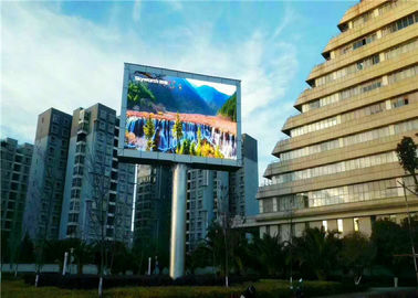 Viewing Distance LED Video Wall Panels Hire P5 Ultra Thin UV Proof Giant LED Wall Display