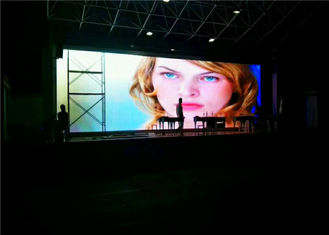 HD Indoor Full Color Rent LED Video Wall Panels P3 P4 Stable Performance