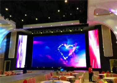 China P3 SMD Background 1R1G1B Stadium LED Screens , Home Video Wall Concert Led Display supplier