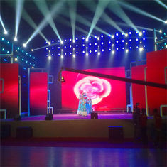 China HD P2.5 Indoor Led Screen Rental , Full Color Advertising Display Screens AC220V/50Hz supplier