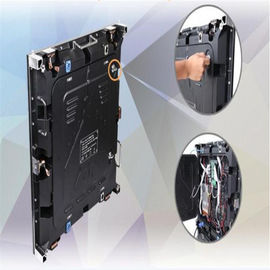 AC 110-220V Rental LED Display P3.91 P4.81 P5.2 1/8 Scanning Drive High Definition