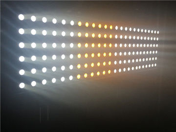 Light Weight LED Par Stage Lights 36*3W Cree LED Lamp Dmx512 Easy Installation