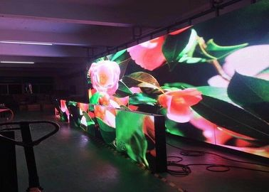 SMD Stage Full Color Led Panel P6mm , Outdoor LED Display High Resolution 3840Hz