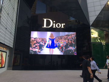 China High Definition Energy Saving LED Display Indoor Led Display Board P4 For Location Shooting supplier