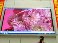 Waterproof IP65 Outdoor SMD LED Display , High Brightness Large LED Display Panels