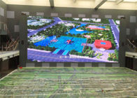 Foldable LED Screen HD Floor Standing Player RGB Outdoor for Retail Store / Shopping Mall