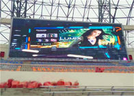 SMD 3535 / SMD 3528 LED Sports Display 3 in 1 16 x 32 Pixels LED Video Board Full Color P6