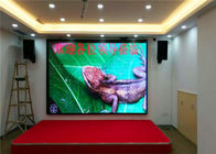 4 P1.6 Indoor HD LED Video Wall Panels SMD1010 Solutions With 14 Bit Gray Grade