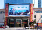 Waterproof Building Advertising Large Full Color LED Display Screen Project P10 / P20 / P25
