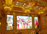 P4.81 Rental LED Video Wall Panels 500mm x 500mm /500mm x1000mm Die - Cast Cabinet