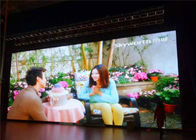 Video Screen Rental Transparent P3 Indoor LED Advertising Display Board 576mm×576mm Cabinet