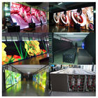 RGB Indoor Full Color LED Display Synchronous Adjustment Various Signal Source Inputs
