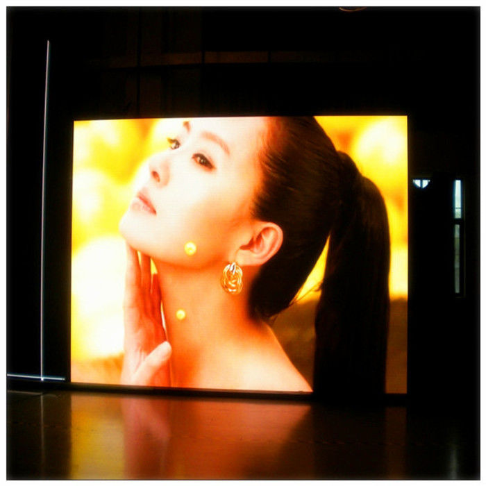 Stage Background Indoor LED Video Wall Full Color With Aluminum Slim Cabinet