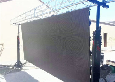 China RGB LED Panel 32x32 P10 LED Display Full Color Outdoor Big Screen Wireless factory