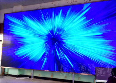 China 960mm x 960mm RGB LED Video Display Panels with 1 / 4 Scan Constant Current Driving factory