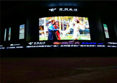 China P4.81 Rental LED Video Wall Panels 500mm x 500mm /500mm x1000mm Die - Cast Cabinet factory