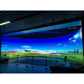 China 2.9mm Stage Led Display Screen Rental High Brightness / High Definition Performance factory